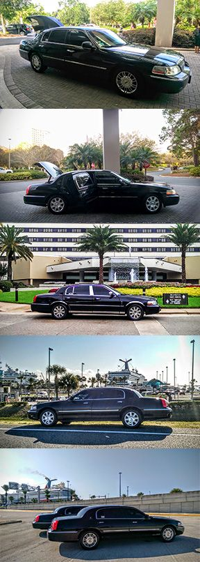 Luxury Sedan Rates