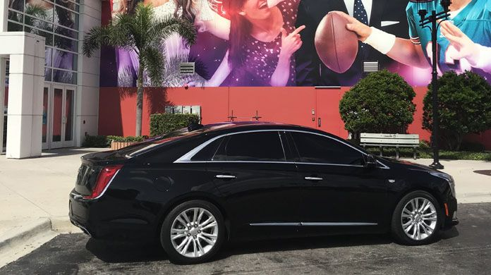 Luxury Sedan Services